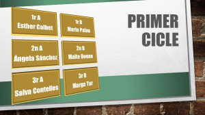 Primer cicle